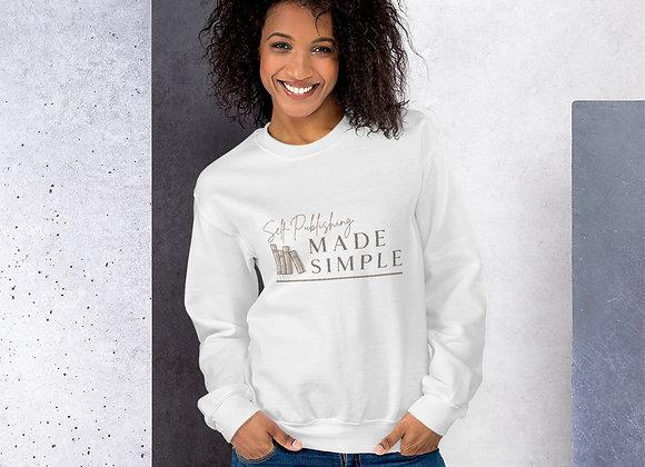 Self-Publishing Made Simple - Unisex Sweatshirt