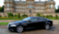 Private chauffeur services. Executive cars in Chesterfield