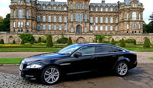 Private chauffeur services. Executive cars in Huddersfield