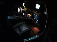 Elegant wedding car, The luxurious _Jagu