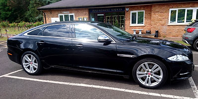 Funeral car hire in Sheffield