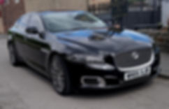 Jaguar Ultimate Wedding car