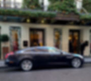 Executive travel chauffeur services in D