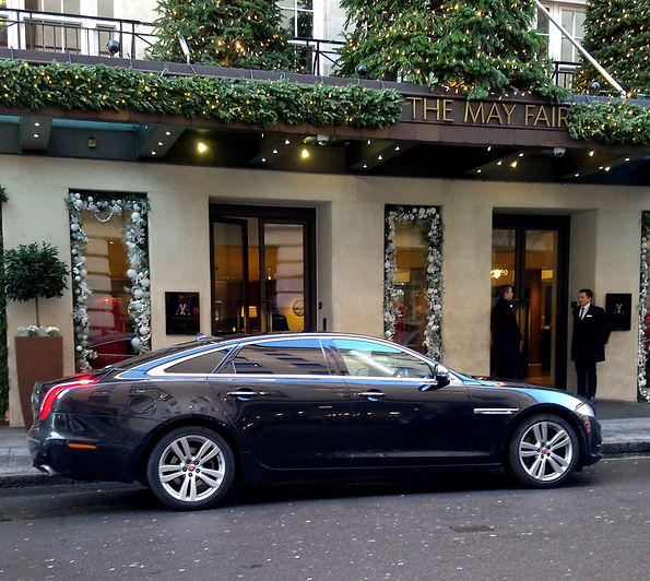 Manchester executive travel chauffeur services