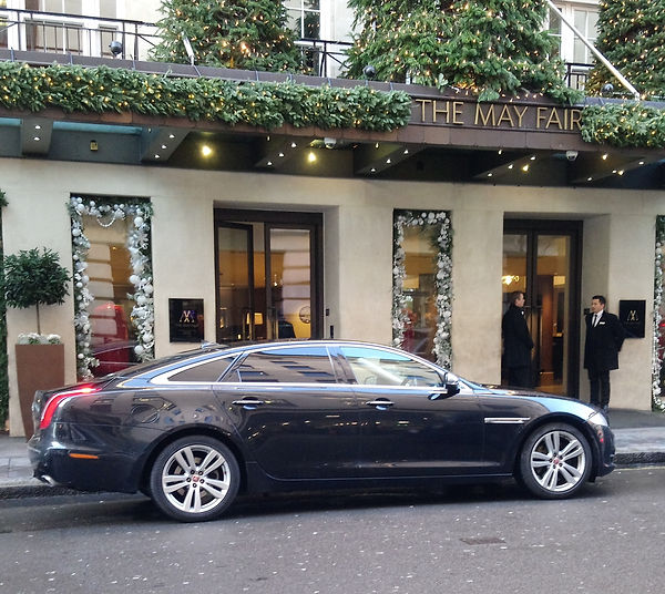 Executive travel chauffeurs in Doncaster