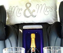 Luxury Wedding day car hire