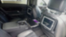 Jaguar Ultimate interior