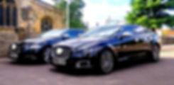 Wedding car services, Pair of matching J