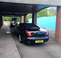 Funeral car hire