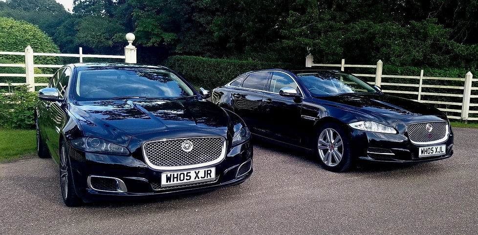 Professional executive chauffeur service.