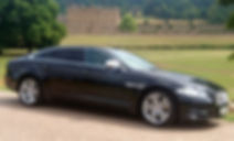 Yorkshire chauffeur hire cars. Executive travel airport transfers in Sheffield