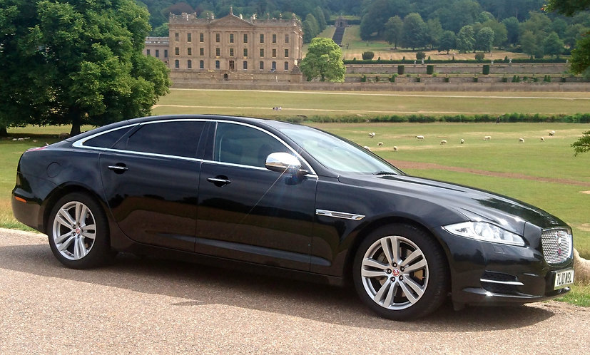 Professional executive chauffeurs in Leeds