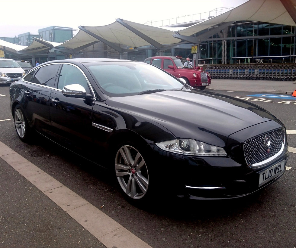 Professional chauffeur services to Heathrow airport