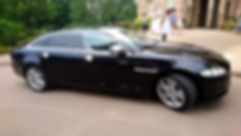 Yorkshire wedding car hire