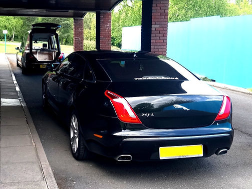 Funeral car hire in Doncaster