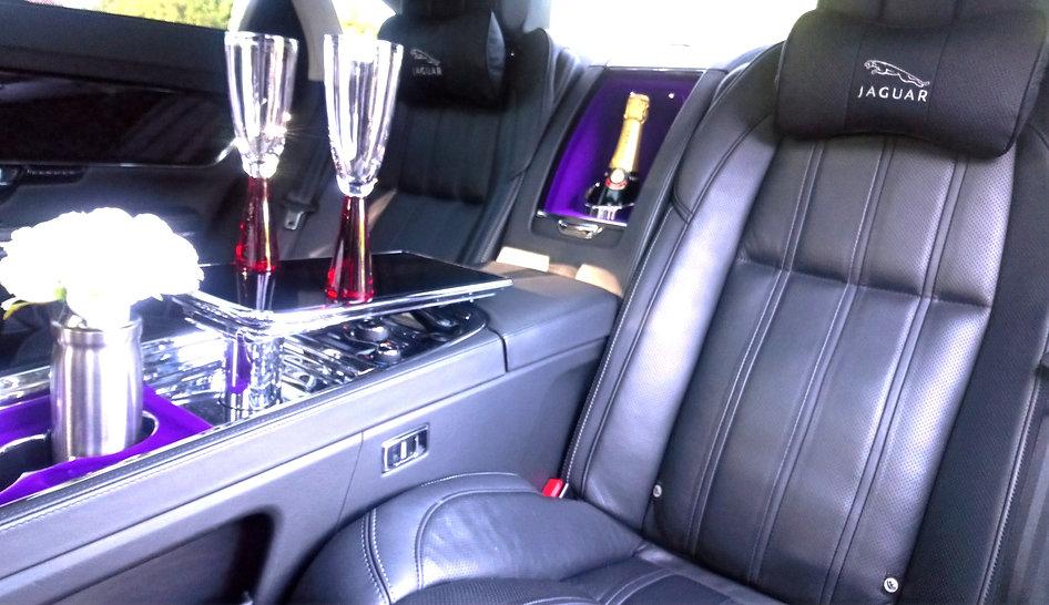 Jaguar wedding car service, luxury coole