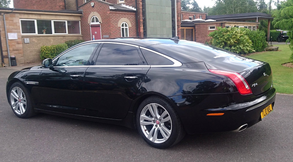 Sheffield funeral hire cars