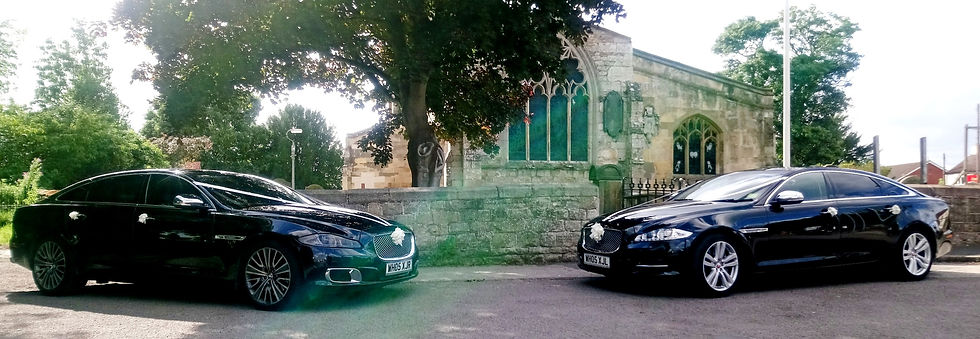 Wedding cars services in Rotherham