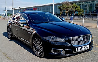 Executive chauffeur service to Liverpool