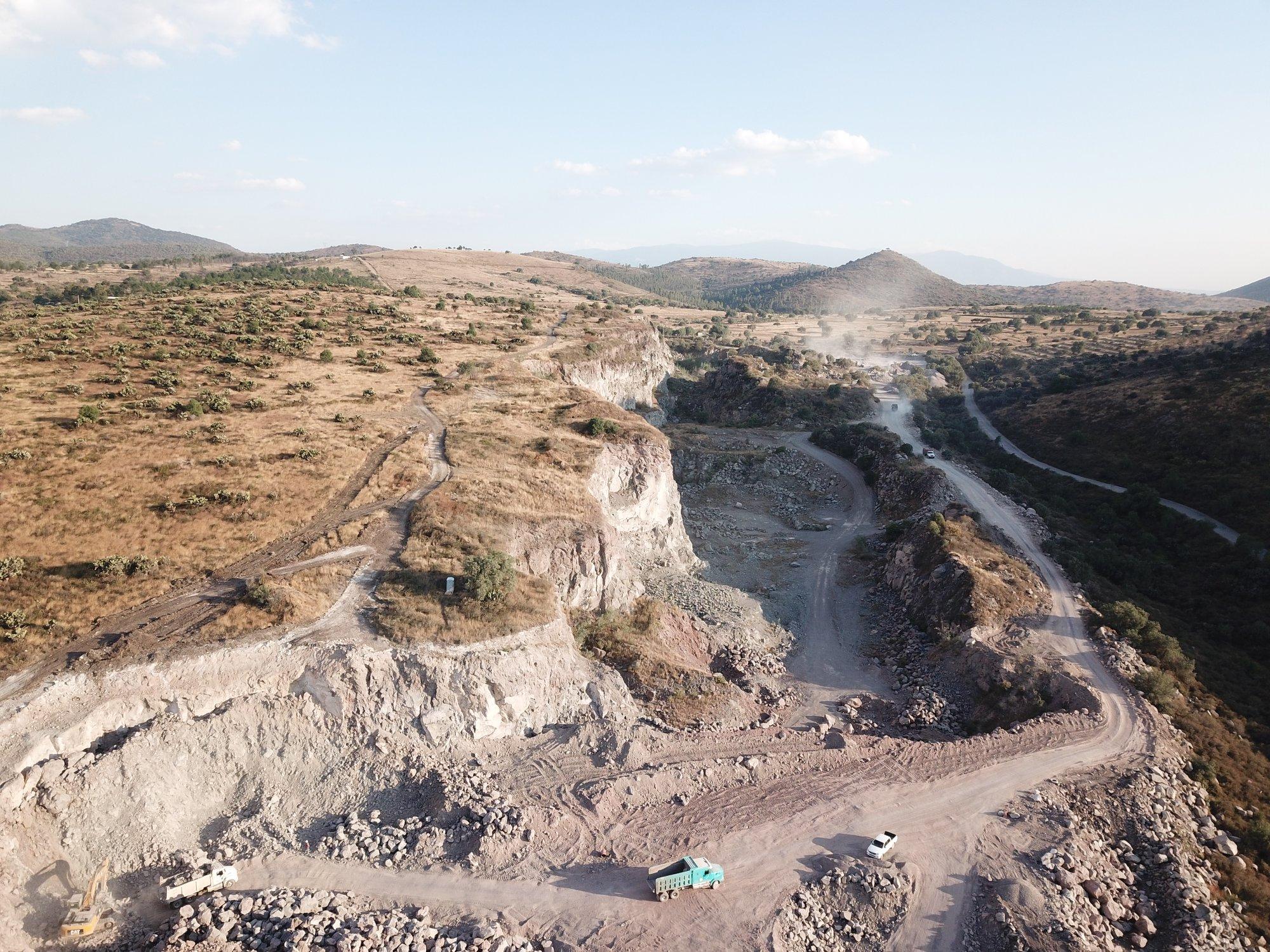 Supervisión minera