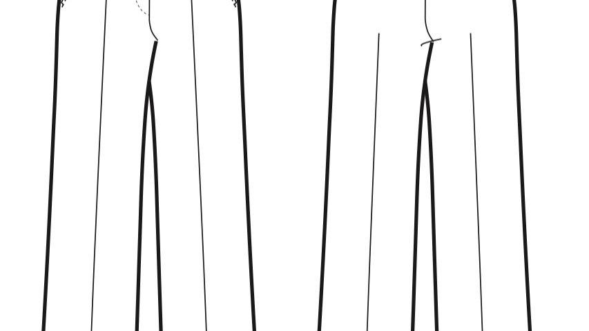 CLASC SUIT ONE Pant