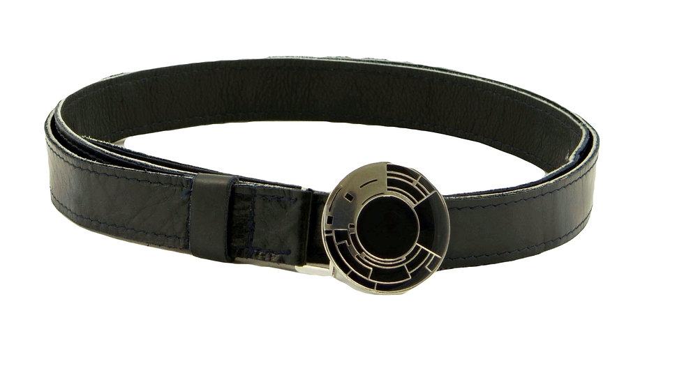 CLASC Enamelled Belt Buckle