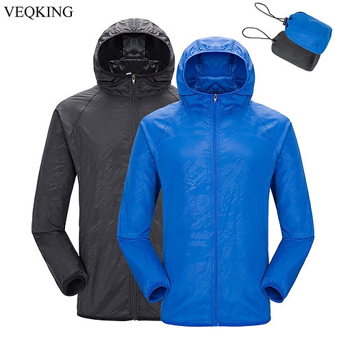 Lightweight  Quick Drying  Coat for  Outdoor Sports and Hiking