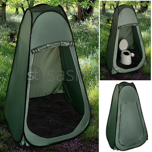 PORTABLE POP UP TENT OUTDOOR CAMPING TOILET SHOWER INSTANT CHANGING