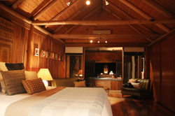 Bedroom to Spa