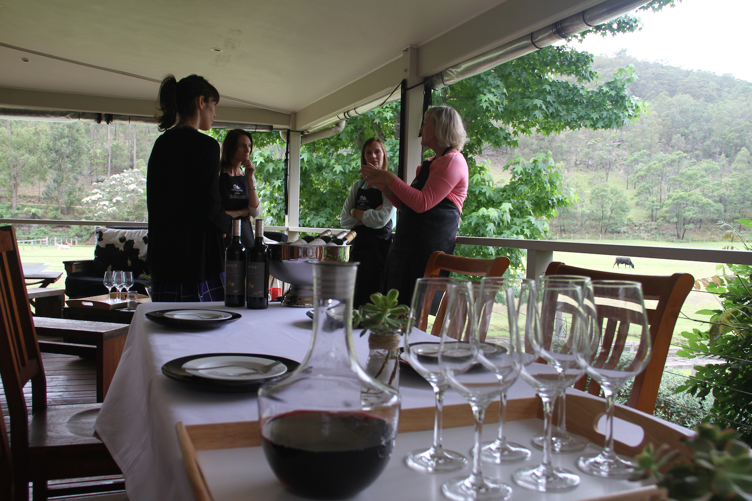 Homestead Wine Workshops