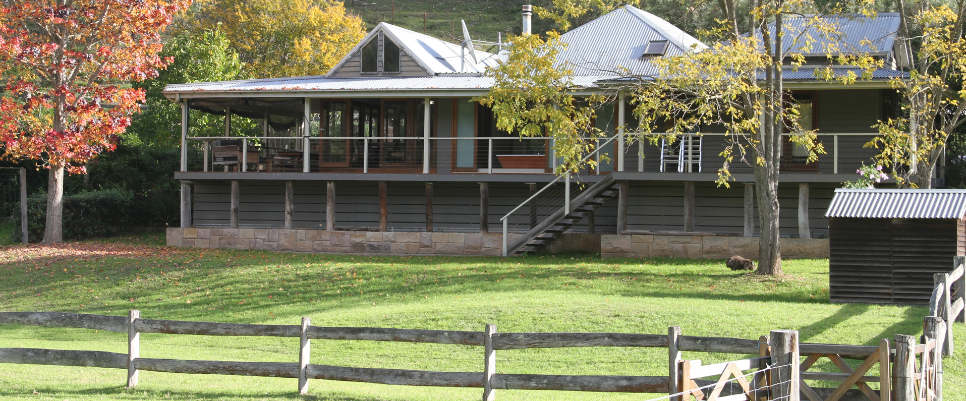 Wollombi Homestead