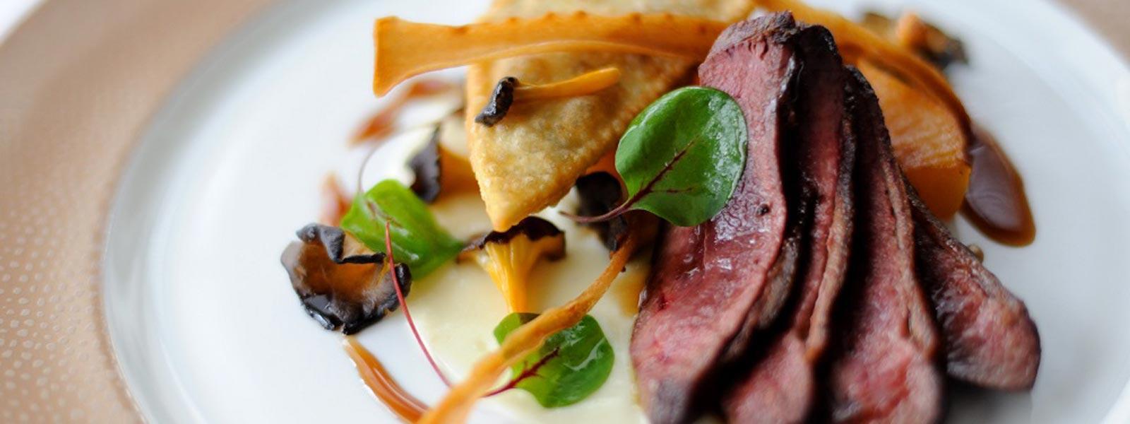 Australasian Cuisine