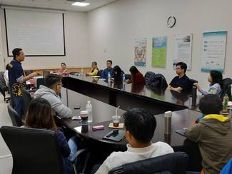 2018年凱樂斯團隊BLSI指導員複訓