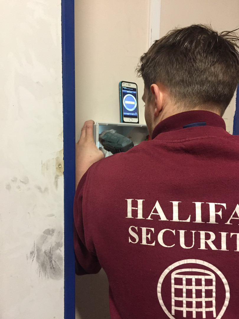 Halifax Security Engineer