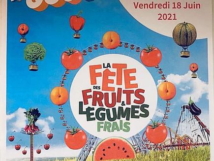 Journée fruits frais
