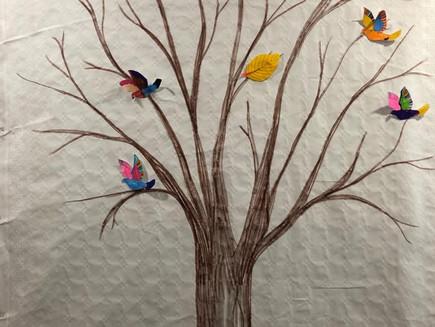 L' arbre de Pâques