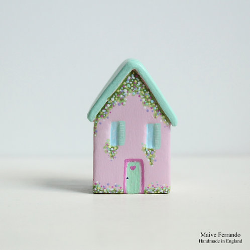 Pink & Mint House