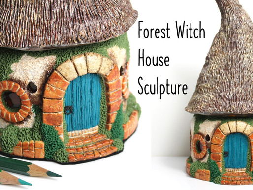 Forest Witch House