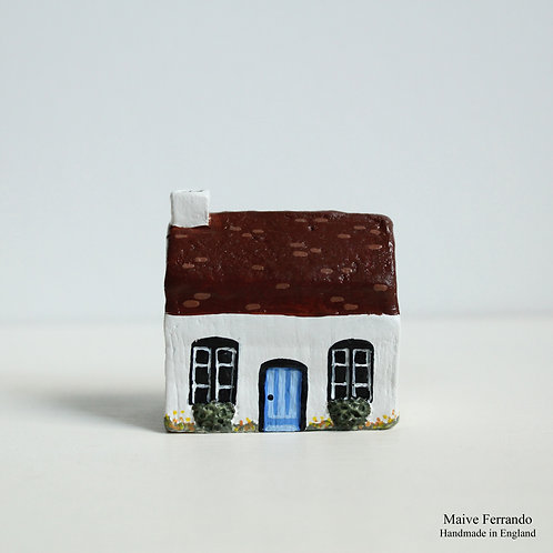 Blue Door Cornish Cottage