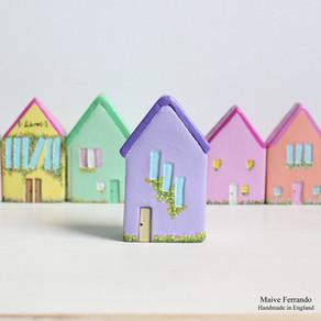 Mis Casitas - My Little Houses
