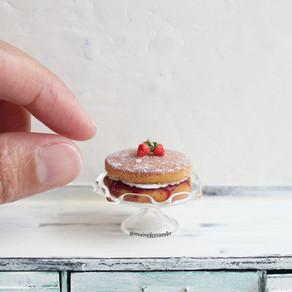 Victoria Sponge Cake & Co.