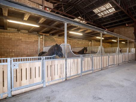 Stall-Upgrade: das Ergebnis