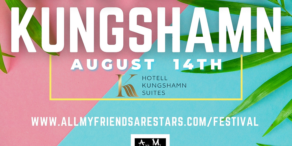 All My Friends Are Stars Festival Kungshamn