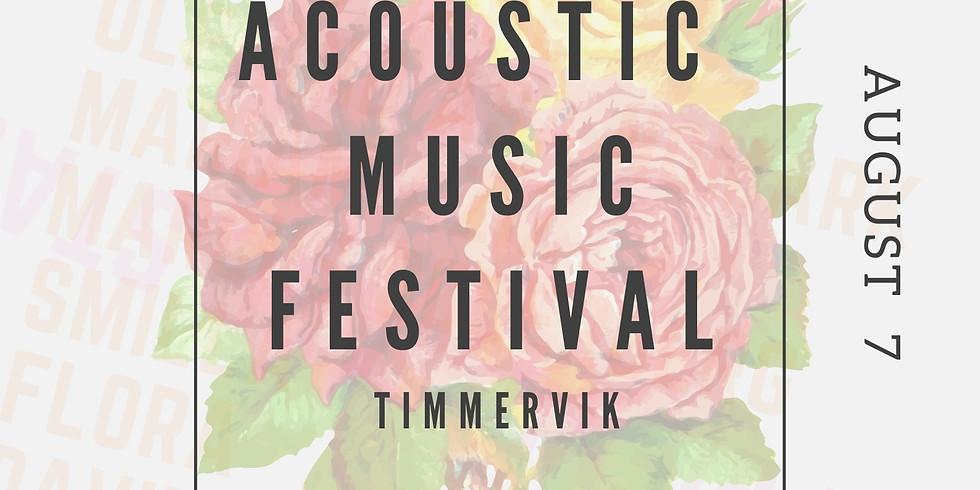 Timmervik Acoustic Music Festival