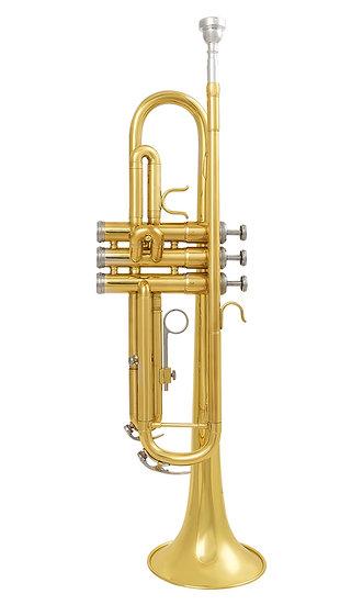 Custom Trompete TR01 Laqueado Si Bemol + Estojo