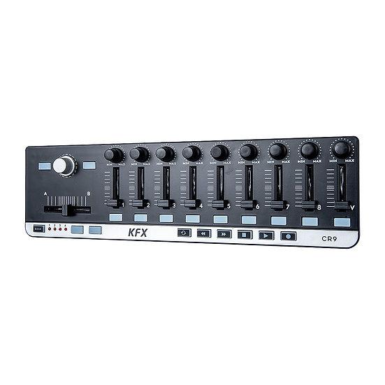 KFX CR9 Controlador Midi USB