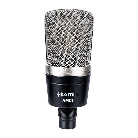 AMW AMC1 Microfone Condensador com Diafragma Grande 34mm