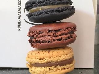 Rueil Malmaison - Gilles Bajolle et ses Macarons