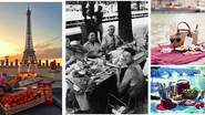 Pique Nique chic urbain - les paniers gourmands d'artisans