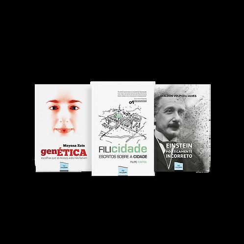 Pack de livros: Cultura e não-ficção